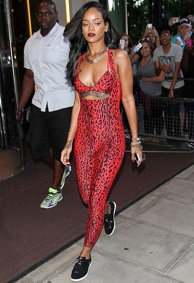Rihanna Jumpsuit