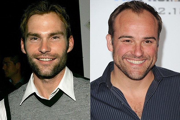 Sean William Scott David DeLuise