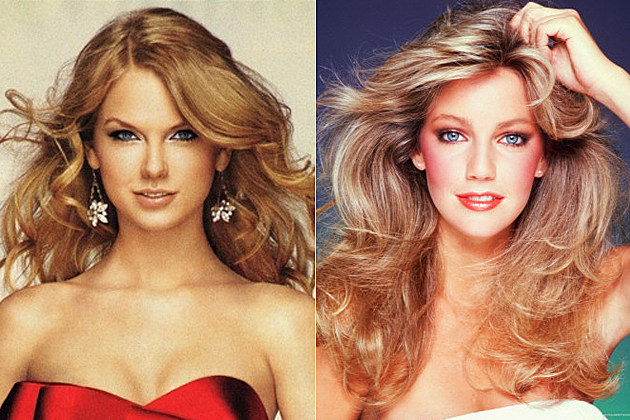 Taylor Swift Heather Locklear