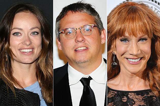 Olivia Wilde, Adam McKay and Kathy Griffin had our snort worthy tweets of the day.