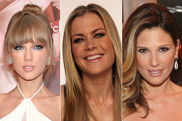 Taylor Swift, Alison Sweeney and Daisy Fuentes prove that girls are great tweeters.