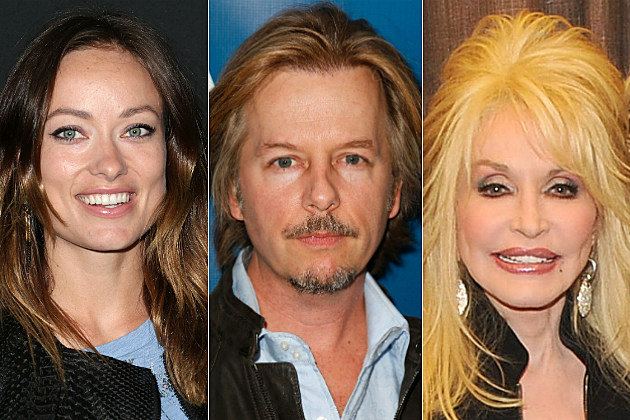 Olivia Wilde, David Spade and Dolly Parton had us smiling with their tweets today.