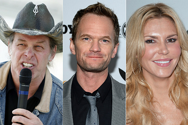 Uncle Ted, Neil Patrick Harris and Brandi Glanville gave us 140 characters of joy today.