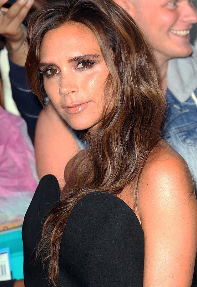 Victoria Beckham Waves