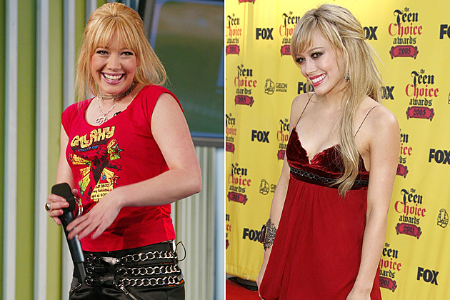 Weight-loss-Hilary-Duff