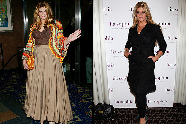 Weight-loss-Kirstie-Alley