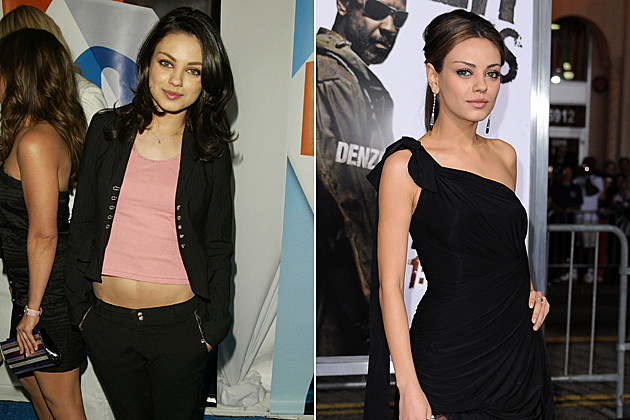 Weight-loss-Mila-Kunis