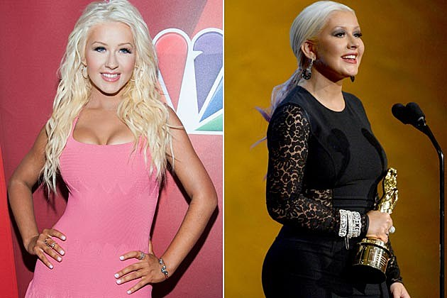 Christin Aguilera Before + After