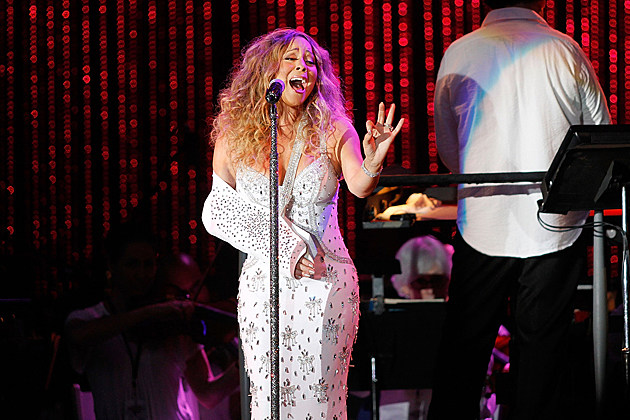 Mariah Carey was taken to the hospital with contractions 28.03.2011