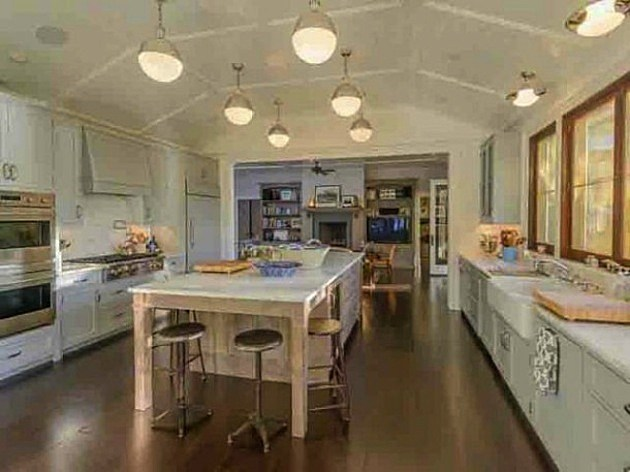 Richard Gere Kitchen