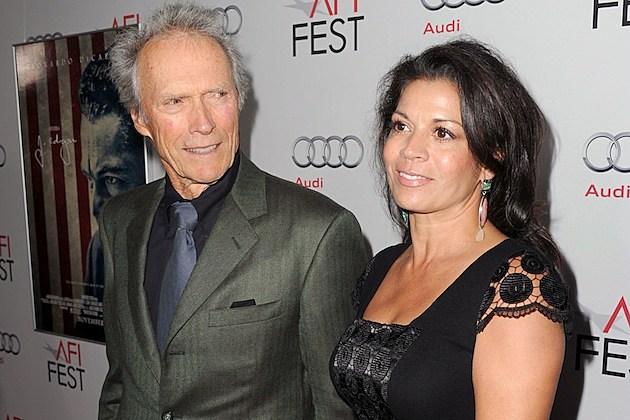 Clint Eastwood Dina Eastwood