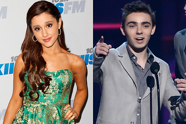 ariana dating nathan sykes It's official after weeks of rumors that the two sexy singers were dating, fans' wishes came true when ariana and nathan announced their.