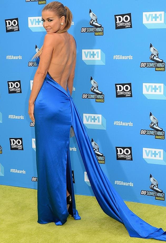 Carmen Electra DoSomething 2013 Blue