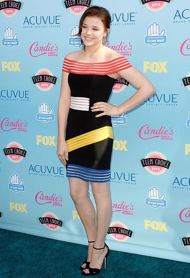Chloe Grace Moretz 2013 Teen Choice Awards