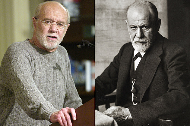 George Carlin Sigmund Freud