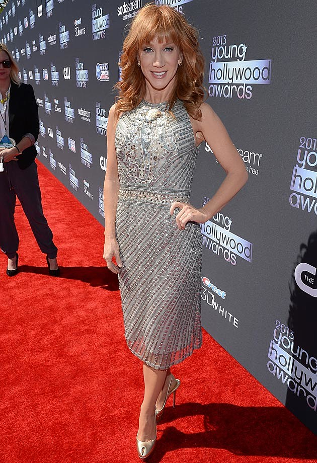 Kathy Griffin 2013 Young Hollywood Awards