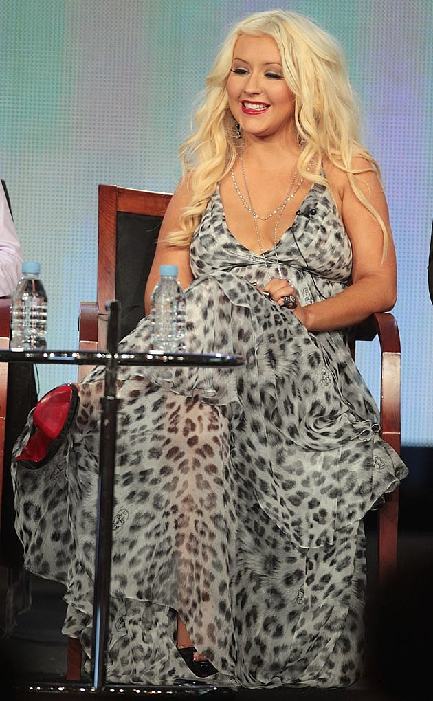 Christina Aguilera Maxi