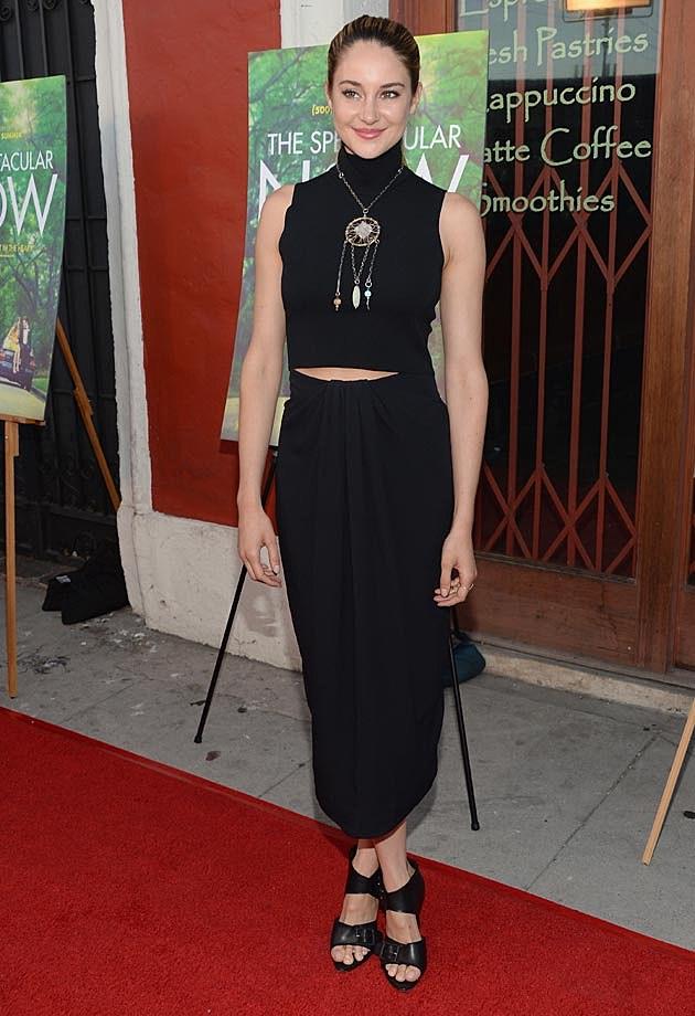 Shailene Woodley Proenza Schouler
