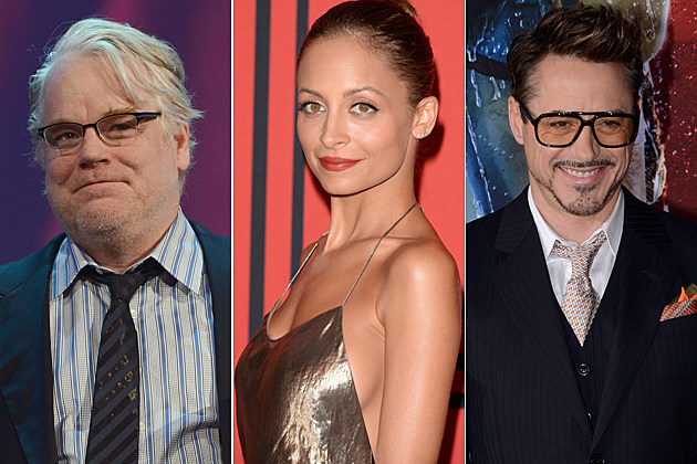 phillip-seymour-hoffman-nicole-richie-robert-downey-jr