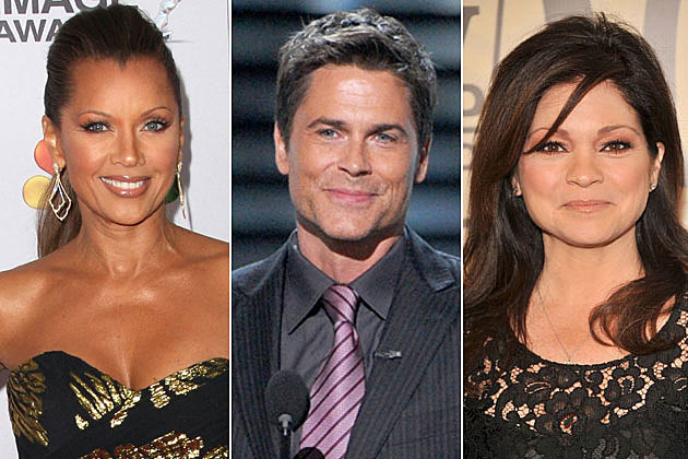 Vanessa Williams Rob Lowe Valerie Bertinelli