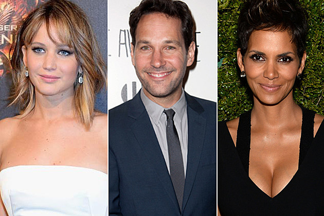 Jennifer Lawrence Paul Rudd Halle Berry