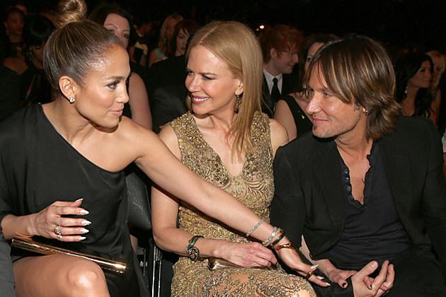 Jennifer Lopez Nicole Kidman Keith Urban