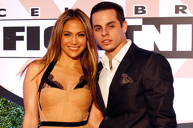 Jennifer Lopez Casper Smart