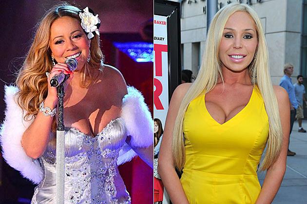 Mariah Carey Mary Carey