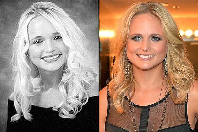 Miranda Lambert yearbook