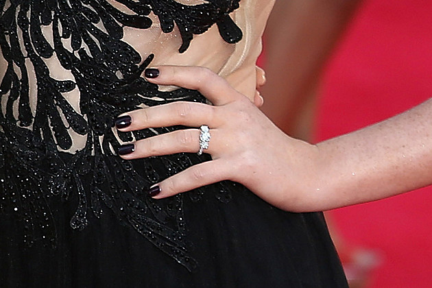 Perrie Edwards ring