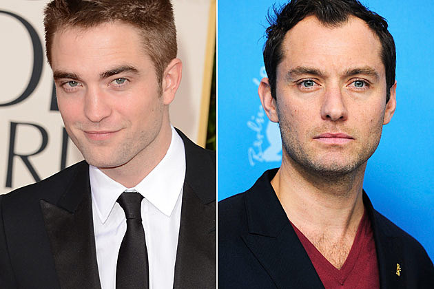 robert pattinson jude law