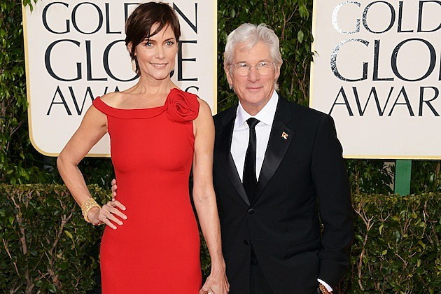 Carey Lowell Richard Gere