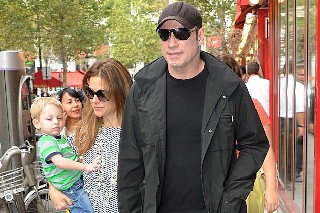 John Travolta Kelly Preston Benjamin Travolta