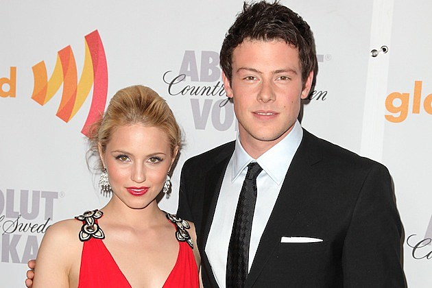 Dianna Agron Cory Monteith