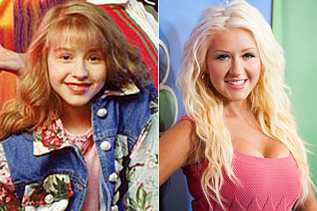 Then   Now  The Cast of    The All New Mickey Mouse Club   Christina Aguilera Mickey Mouse Club