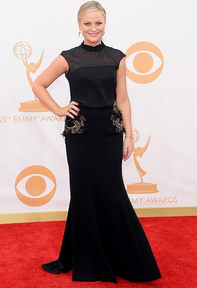Amy Poehler 2013 Emmys