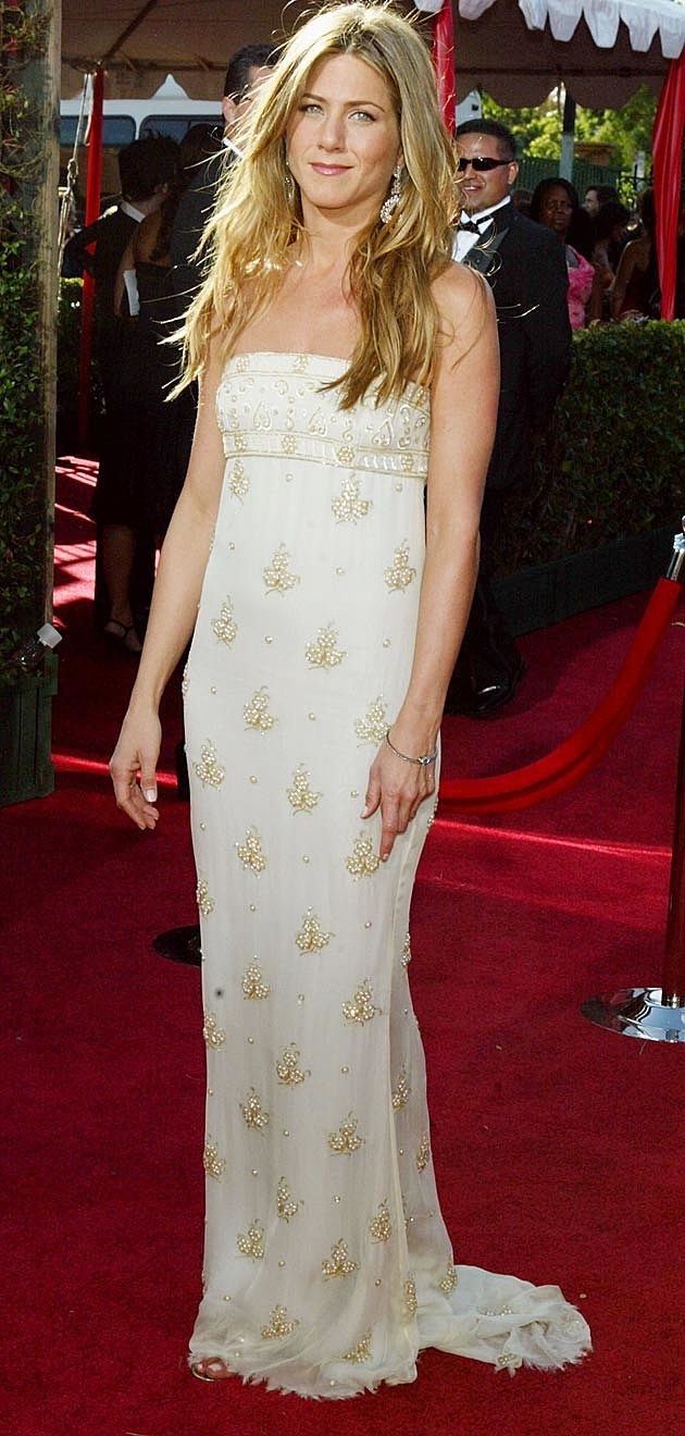 Jennifer Aniston Chanel 2004 Emmys