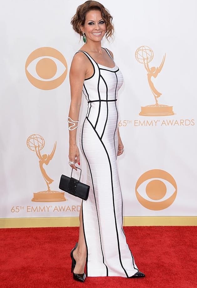 Brooke Burke Charvet 2013 Emmys
