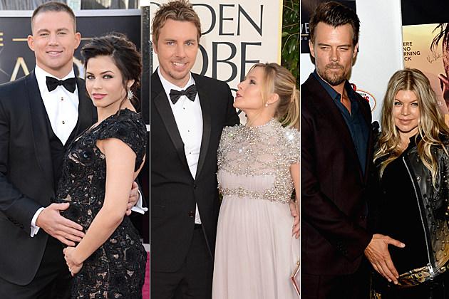 Channing Tatum Jenna Dewan-Tatum Dax Shepard Kristen Bell Josh Duhamel Fergie