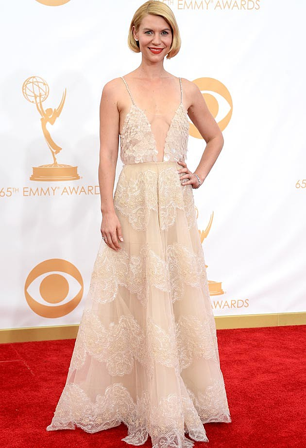 Claire Danes 2013 Emmys