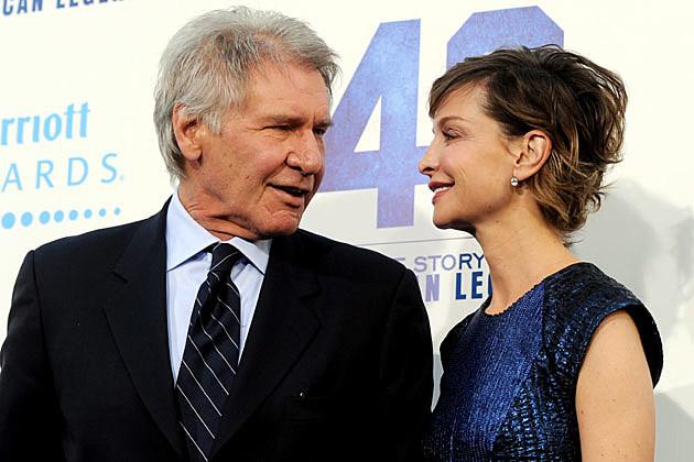 Harrison Ford Calista Flockhart