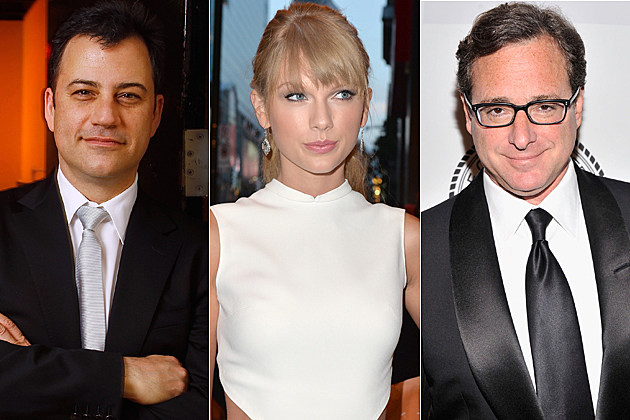 Jimmy Kimmel Taylor Swift Bob Saget