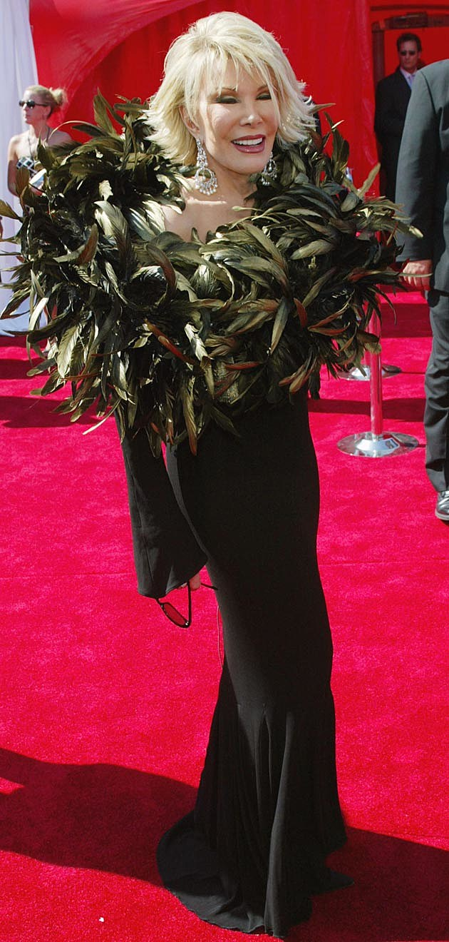 Joan Rivers 2003 Emmys