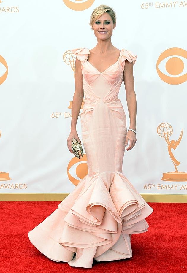 Julie Bowen 2013 Emmys Zac Posen