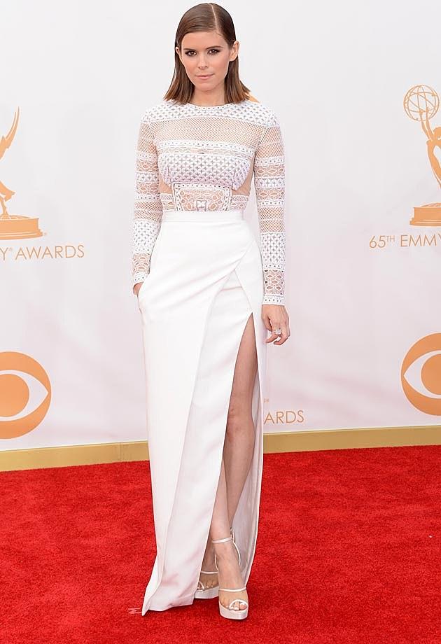 Kate Mara 2013 Emmys