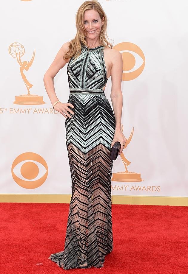 Leslie Mann 2013 Emmys