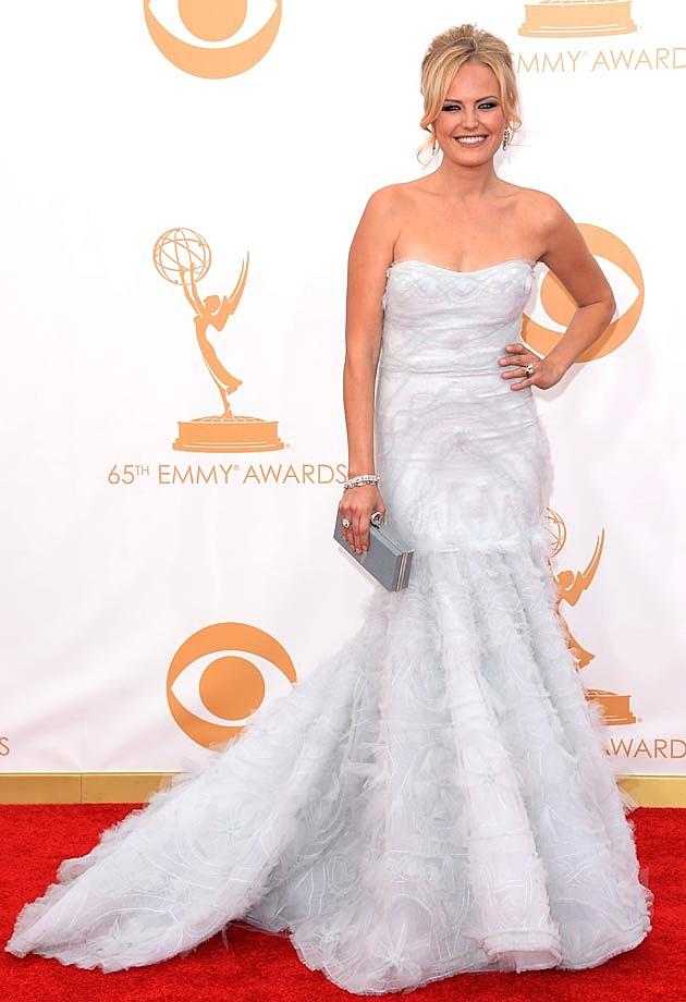 Malin Akerman 2013 Emmys