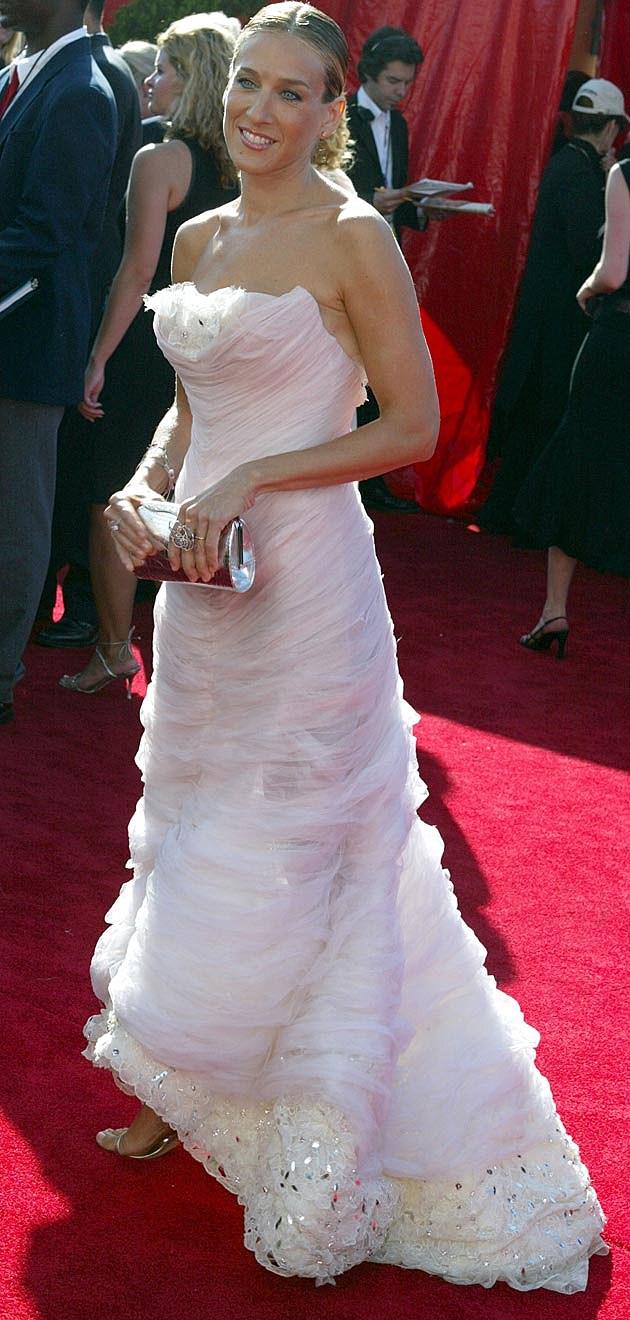 Sarah Jessica Parker 2003 Chanel Emmys