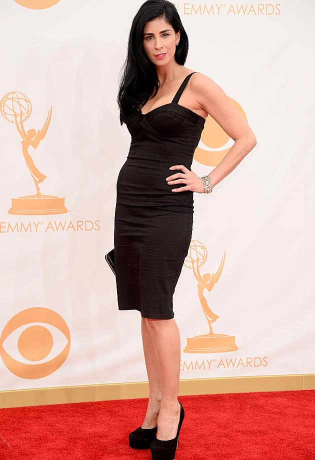 Sarah Silverman 2013 Emmys