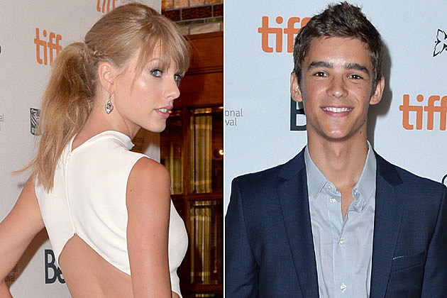Taylor Swift Brenton Thwait